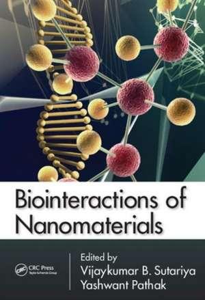 Biointeractions of Nanomaterials imagine