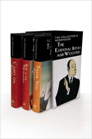 The Jeeves & Wooster Boxed Set