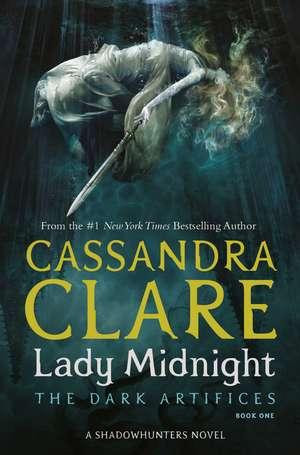 Lady Midnight de Cassandra Clare