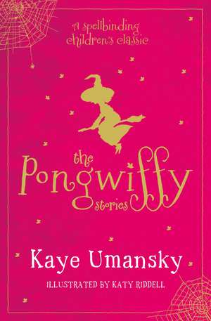 The Pongwiffy Stories 1