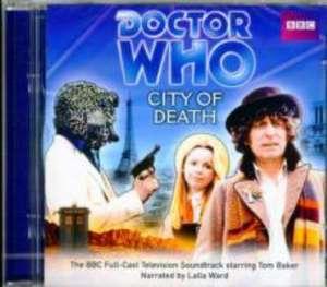 Agnew, D: Doctor Who: City Of Death (TV Soundtrack) de David Agnew