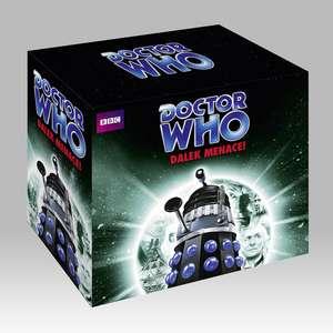 Doctor Who:  Dalek Menace! de John Peel