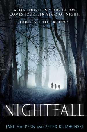 Halpern, J: Nightfall de Peter Kujawinski