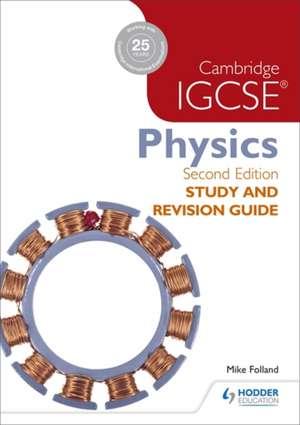 Cambridge IGCSE Physics Study and Revision Guide imagine