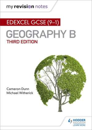 My Revision Notes: Edexcel GCSE (9-1) Geography B