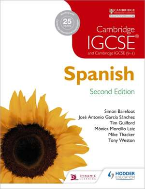 Cambridge IGCSE® Spanish Student Book