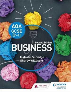 AQA GCSE (9-1) Business