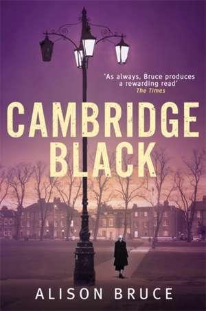 Cambridge Black de Alison Bruce