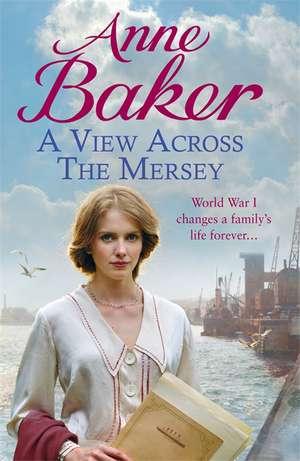 A View Across the Mersey de Anne Baker