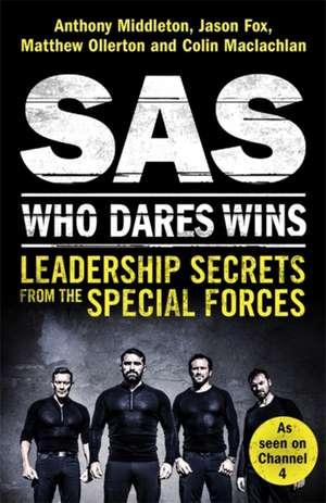 SAS: Who Dares Wins