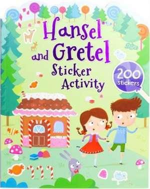 Hansel and Gretel Sticker Activity