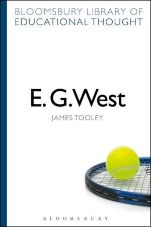 E. G. West de James Tooley