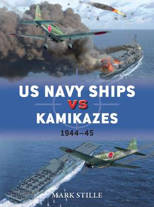 US Navy Ships vs Kamikazes 1944–45