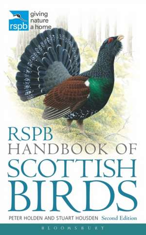 RSPB Handbook of Scottish Birds