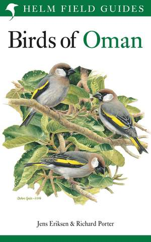 Birds of Oman imagine