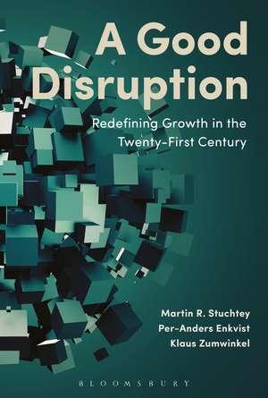 A Good Disruption de Martin Stuchtey