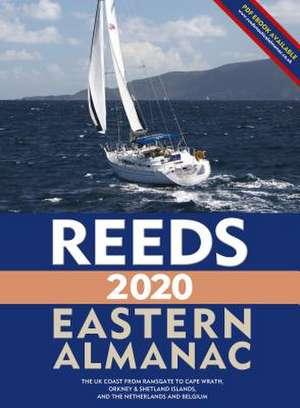 Reeds Eastern Almanac 2020 de Perrin Towler