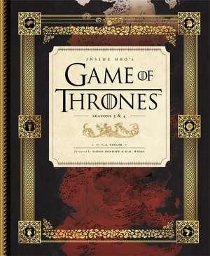 Taylor, C: Inside HBO's Game of Thrones II imagine