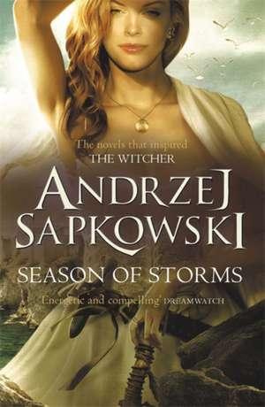 Sapkowski, A: Season of Storms de Andrzej Sapkowski