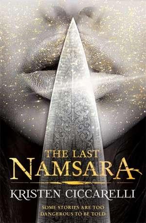 The Last Namsara de Kristen Ciccarelli