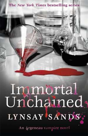 Immortal Unchained de Lynsay Sands