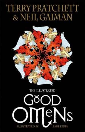 The Illustrated Good Omens de Terry Pratchett