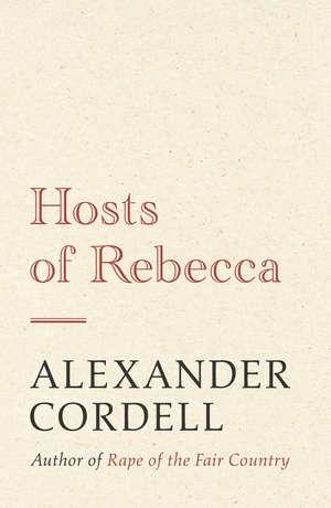 Hosts of Rebecca