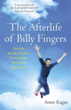 The Afterlife of Billy Fingers de Annie Kagan