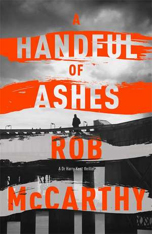 A Handful of Ashes de Rob McCarthy