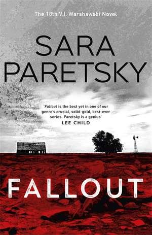 Fallout de Sara Paretsky