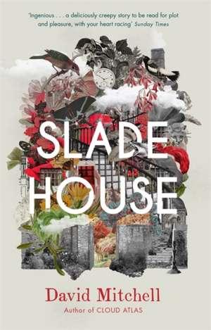 Slade House de David Mitchell