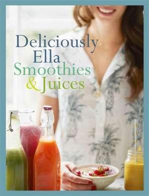 Deliciously Ella: Smoothies & Juices de Ella Mills Woodward