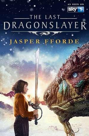 The Last Dragonslayer de Jasper Fforde