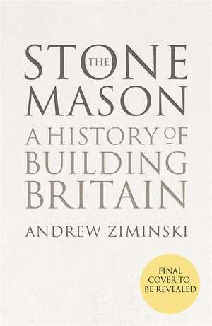 Stonemason de Andrew Ziminski