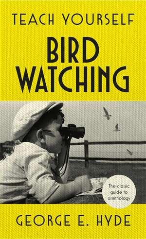 Teach Yourself Bird Watching imagine