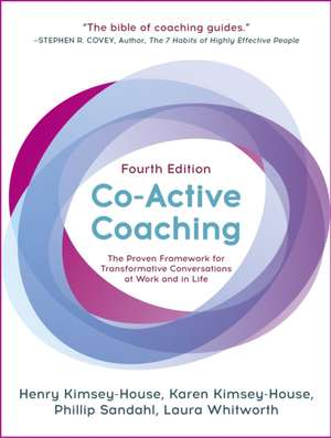 Co-Active Coaching de Henry Kimsey-House