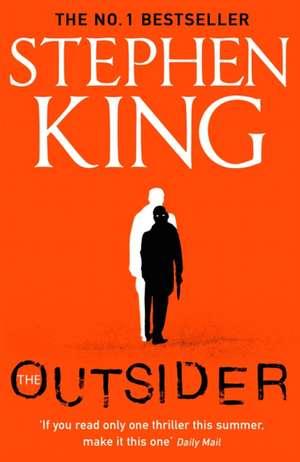 The Outsider de Stephen King