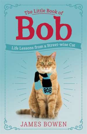 The Little Book of Bob de James Bowen