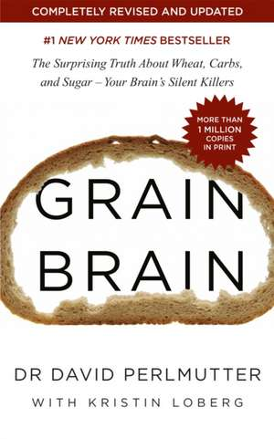 Grain Brain de David Perlmutter