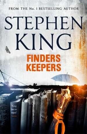 Finders Keepers de Stephen King