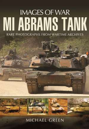 M1 Abrams Tank de Michael Green
