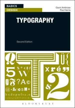 Typography de Paul Harris