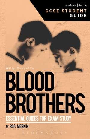 Blood Brothers GCSE Student Guide de Ros Merkin