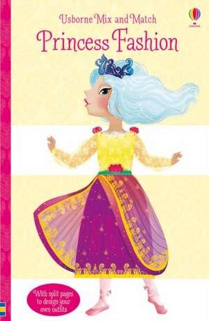 Mix and Match Princess Fashion de Sam Taplin