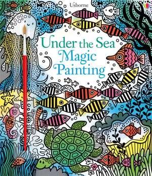 Under the Sea Magic Painting de Fiona Watt