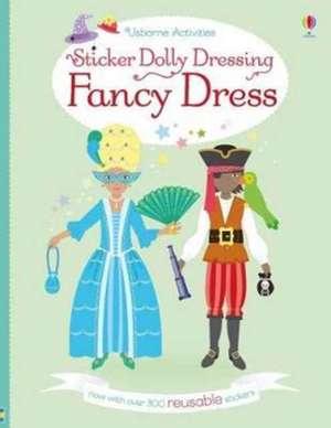 Sticker Dolly Dressing Fancy Dress de Emily Bone