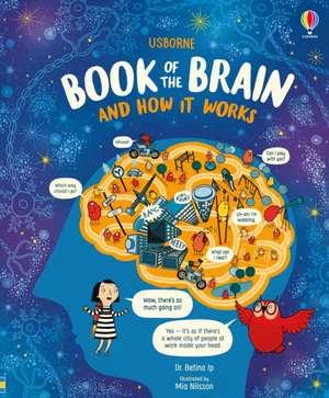 The Usborne Book of the Brain imagine