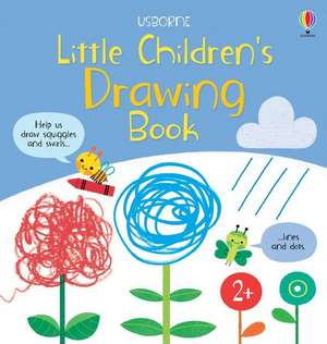 Little Children's Drawing Book de Jo Thompson