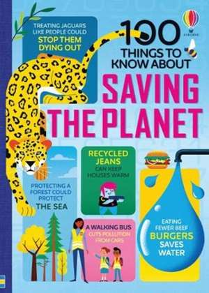 VARIOUS: 100 Things to Know About Saving the Planet imagine