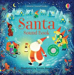 Santa Sound Book imagine